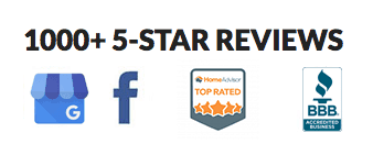 Garage Door Company Review Graphic