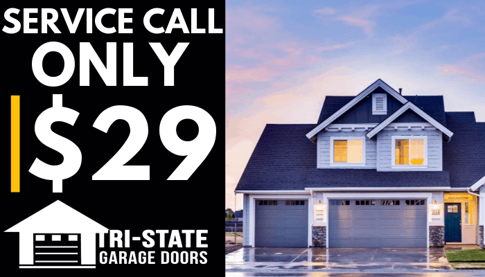 Garage Door Service Coupon